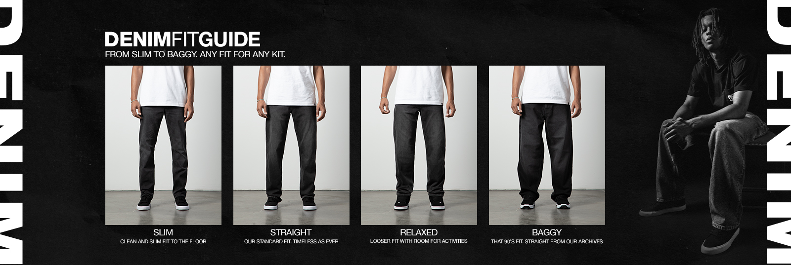 Mens Pants from DC Shoes