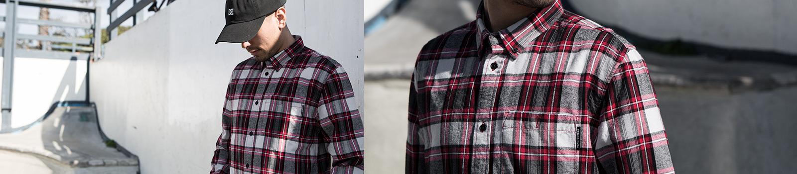 Mens Shirts by DC Shoes