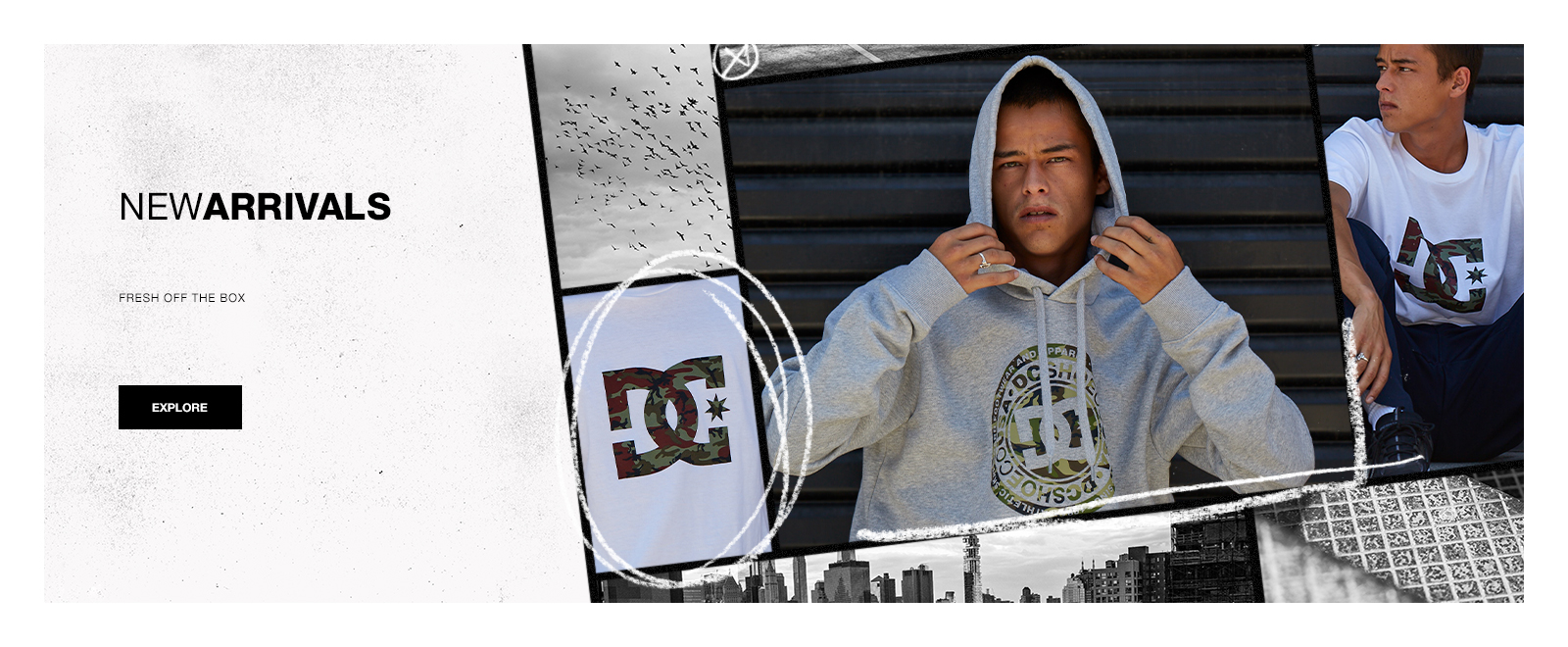 234161d1c DC Shoes | Skate & Snowboard Quality Clothing