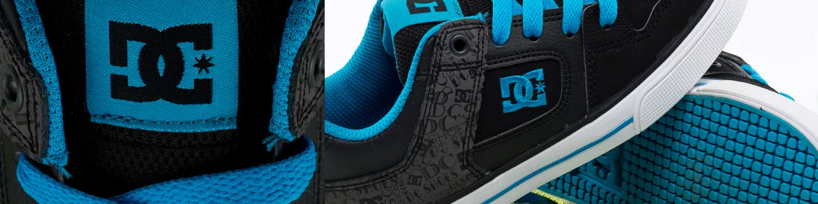 Boys Athletic Running Shoes from DC Shoes