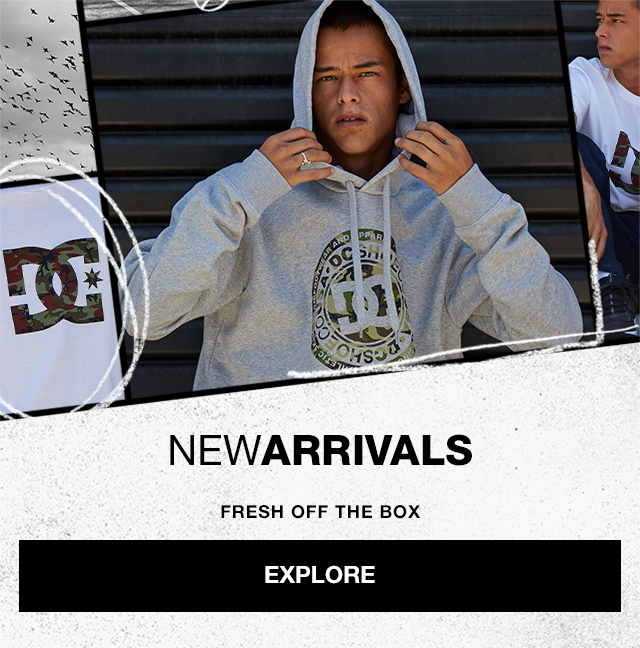 DC Shoes   Skate & Snowboard Quality Clothing