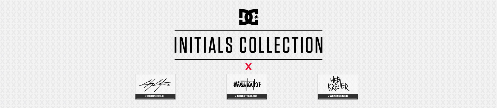 Initials Collection by DC Shoes