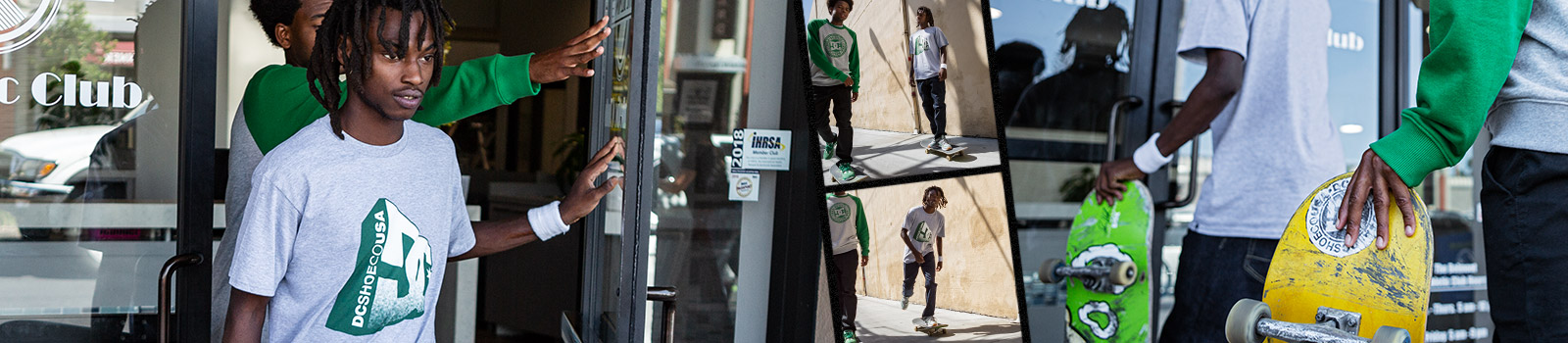 Mens T Shirts from DC Shoes