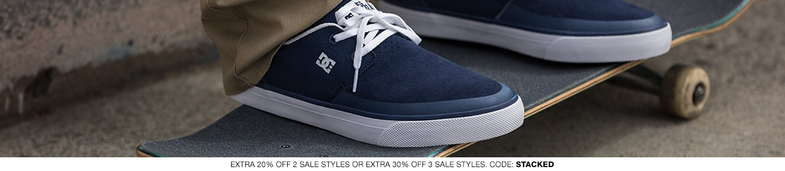 Mens Shoes from DC Shoes